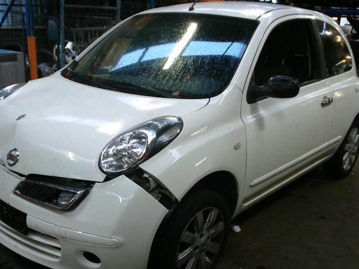 Nissan Micra (K12) 1.2 16V 2009 Hoofdremcilinder (klik op de afbeelding voor de volgende foto)