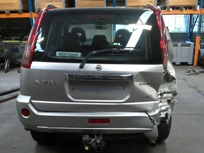 Nissan X-Trail (T30) 2.2 dCi 16V 4x4 (klik op de afbeelding voor de volgende foto)  (klik op de afbeelding voor de volgende foto)
