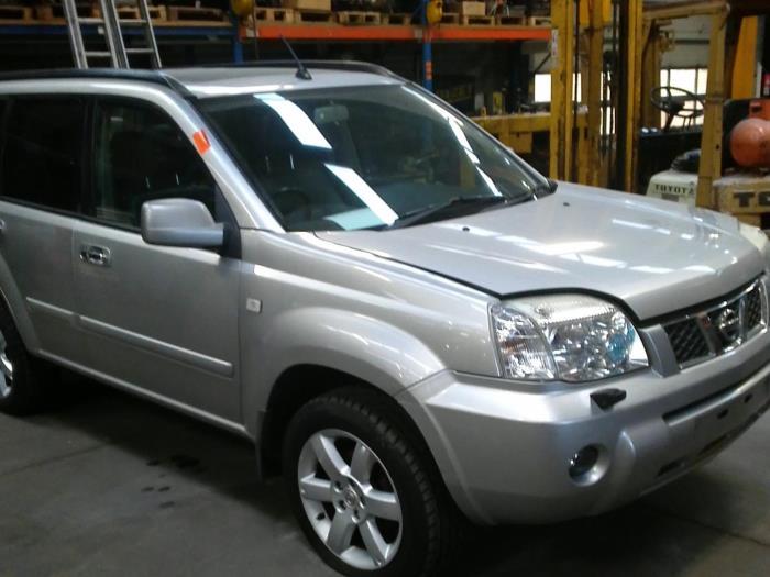 Nissan X-Trail (T30) 2.2 dCi 16V 4x4 (klik op de afbeelding voor de volgende foto)  (klik op de afbeelding voor de volgende foto)  (klik op de afbeelding voor de volgende foto)  (klik op de afbeelding voor de volgende foto)  (klik op de afbeelding voor de volgende foto)