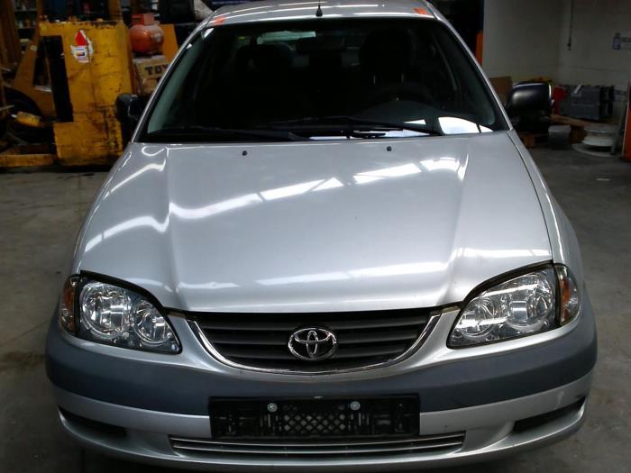 Toyota Avensis (T22) 1.6 16V VVT-i (klik op de afbeelding voor de volgende foto)  (klik op de afbeelding voor de volgende foto)  (klik op de afbeelding voor de volgende foto)  (klik op de afbeelding voor de volgende foto)  (klik op de afbeelding voor de volgende foto)  (klik op de afbeelding voor de volgende foto)