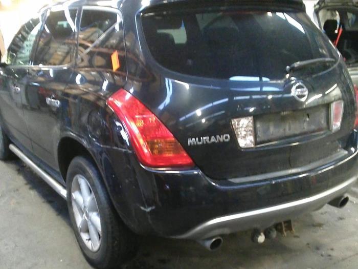 Nissan Murano 3.5 V6 24V 4x4 (Klicken Sie auf das Bild für das nächste Foto)