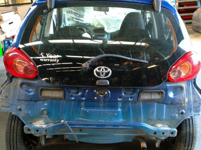 Toyota Aygo (B10) 1.4 HDI (klik op de afbeelding voor de volgende foto)  (klik op de afbeelding voor de volgende foto)
