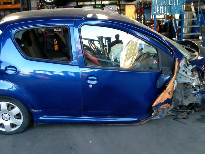 Toyota Aygo (B10) 1.4 HDI (klik op de afbeelding voor de volgende foto)  (klik op de afbeelding voor de volgende foto)  (klik op de afbeelding voor de volgende foto)  (klik op de afbeelding voor de volgende foto)