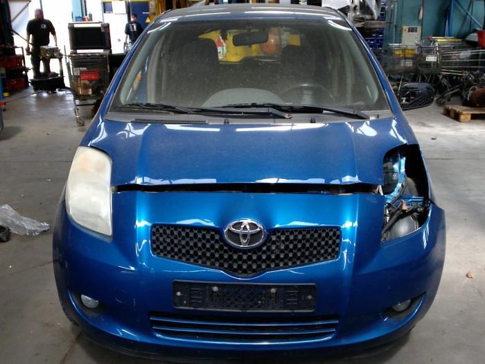 Toyota Yaris II (P9) 1.3 16V VVT-i (klik op de afbeelding voor de volgende foto)  (klik op de afbeelding voor de volgende foto)  (klik op de afbeelding voor de volgende foto)  (klik op de afbeelding voor de volgende foto)  (klik op de afbeelding voor de volgende foto)  (klik op de afbeelding voor de volgende foto)