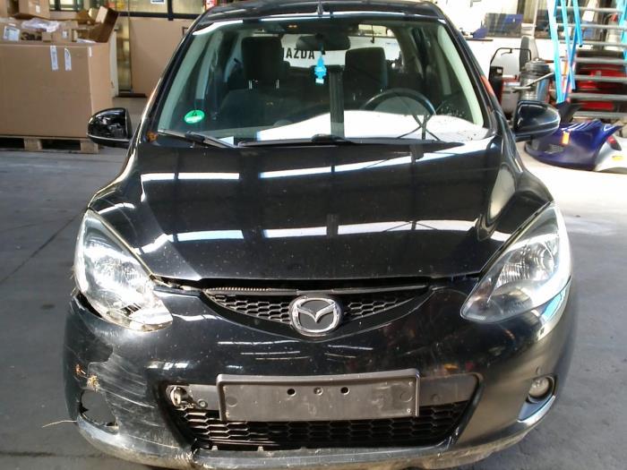 Mazda 2 (DE) 1.4 CDVi 16V (Klicken Sie auf das Bild für das nächste Foto)  (Klicken Sie auf das Bild für das nächste Foto)  (Klicken Sie auf das Bild für das nächste Foto)  (Klicken Sie auf das Bild für das nächste Foto)  (Klicken Sie auf das Bild für das nächste Foto)  (Klicken Sie auf das Bild für das nächste Foto)