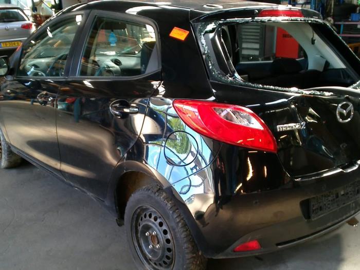 Mazda 2 (DE) 1.4 CDVi 16V (Klicken Sie auf das Bild für das nächste Foto)