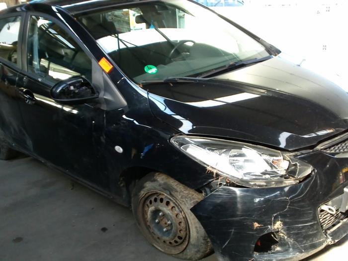Mazda 2 (DE) 1.4 CDVi 16V (Klicken Sie auf das Bild für das nächste Foto)  (Klicken Sie auf das Bild für das nächste Foto)  (Klicken Sie auf das Bild für das nächste Foto)  (Klicken Sie auf das Bild für das nächste Foto)  (Klicken Sie auf das Bild für das nächste Foto)
