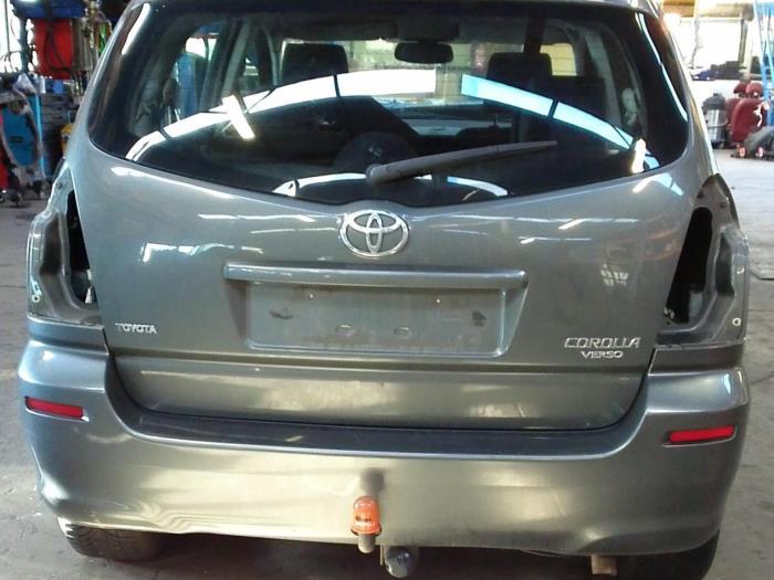 Toyota Corolla Verso (R10/11) 1.8 16V VVT-i (klik op de afbeelding voor de volgende foto)  (klik op de afbeelding voor de volgende foto)