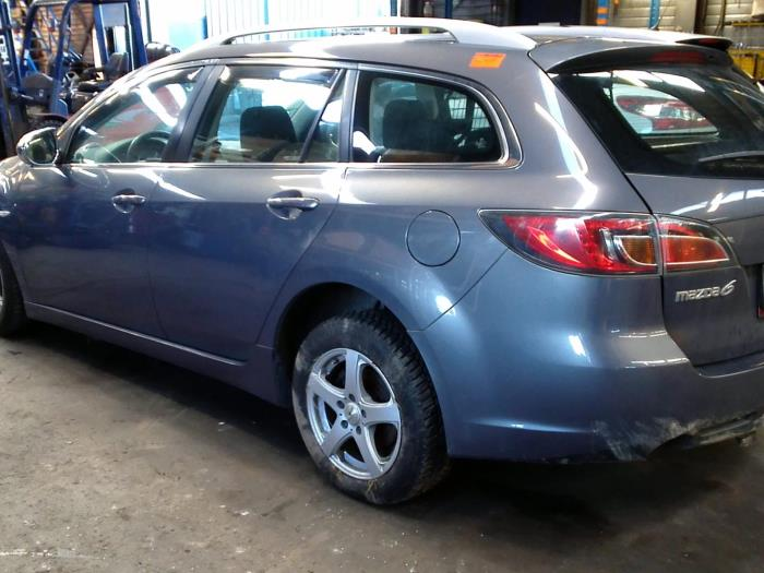 Mazda 6 SportBreak (GH19/GHA9) 2.2 CDVi 16V 163 (klik op de afbeelding voor de volgende foto)  (klik op de afbeelding voor de volgende foto)  (klik op de afbeelding voor de volgende foto)  (klik op de afbeelding voor de volgende foto)  (klik op de afbeelding voor de volgende foto)  (klik op de afbeelding voor de volgende foto)