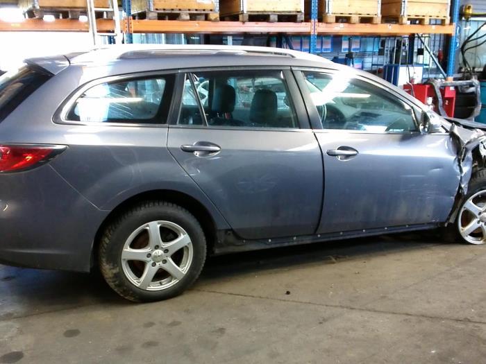 Mazda 6 SportBreak (GH19/GHA9) 2.2 CDVi 16V 163 (klik op de afbeelding voor de volgende foto)  (klik op de afbeelding voor de volgende foto)  (klik op de afbeelding voor de volgende foto)