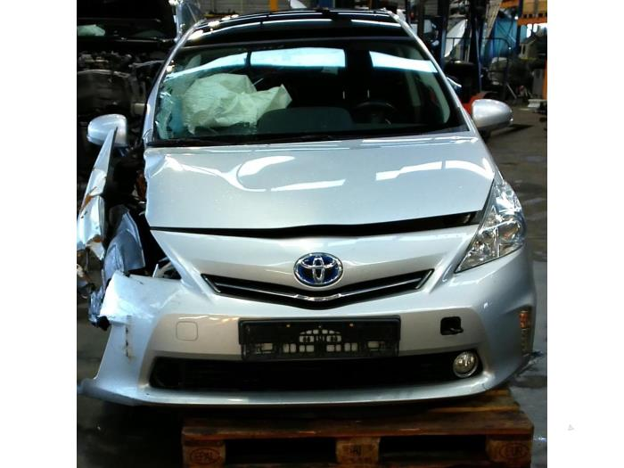 Toyota Prius Plus (ZVW4) 1.8 16V 2012 Module Koeling (klik op de afbeelding voor de volgende foto)