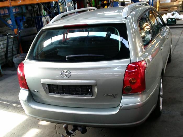 Toyota Avensis Wagon (T25/B1E) 2.0 16V VVT-i D4 2004 Vacuum ventiel (klik op de afbeelding voor de volgende foto)