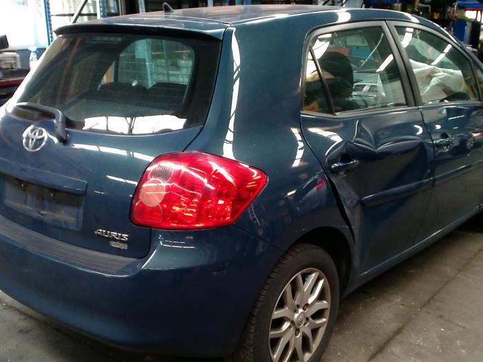 Toyota Auris (E15) 1.4 D-4D-F 16V (klik op de afbeelding voor de volgende foto)  (klik op de afbeelding voor de volgende foto)  (klik op de afbeelding voor de volgende foto)