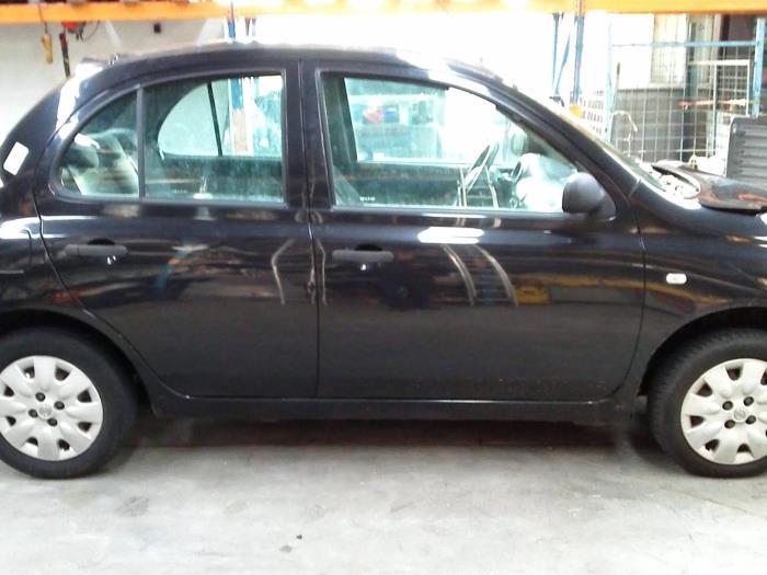 Nissan Micra (K12) 1.2 16V (klik op de afbeelding voor de volgende foto)  (klik op de afbeelding voor de volgende foto)  (klik op de afbeelding voor de volgende foto)  (klik op de afbeelding voor de volgende foto)