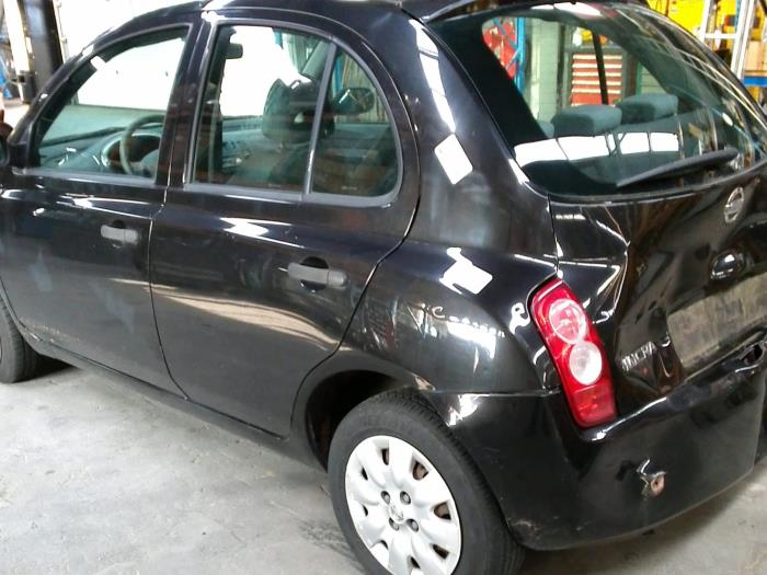 Nissan Micra (K12) 1.2 16V (klik op de afbeelding voor de volgende foto)