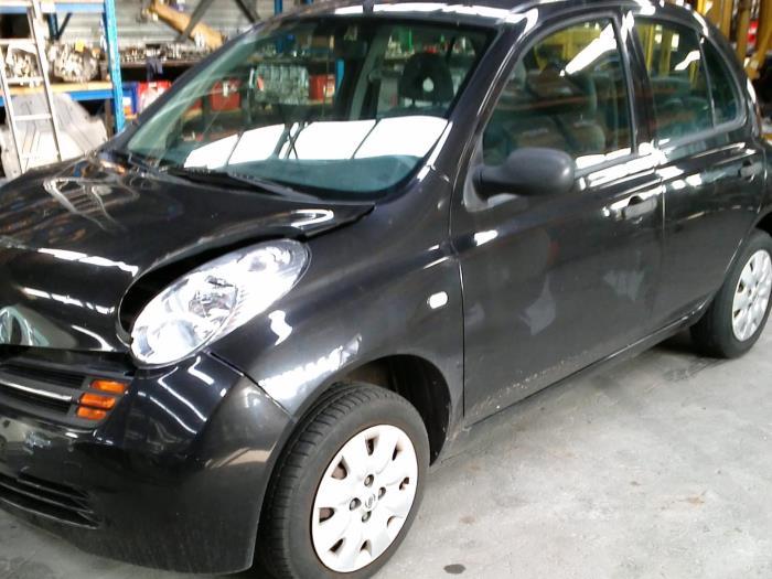 Nissan Micra (K12) 1.2 16V 2003 Airbagring (klik op de afbeelding voor de volgende foto)