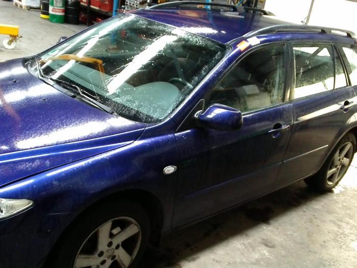 Mazda 6 Sportbreak (GY19/89) 1.8i 16V (klik op de afbeelding voor de volgende foto)  (klik op de afbeelding voor de volgende foto)  (klik op de afbeelding voor de volgende foto)  (klik op de afbeelding voor de volgende foto)  (klik op de afbeelding voor de volgende foto)  (klik op de afbeelding voor de volgende foto)  (klik op de afbeelding voor de volgende foto)