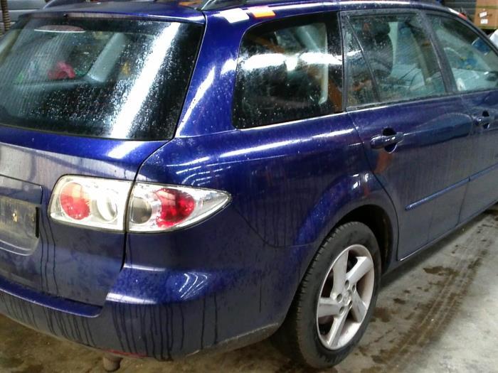 Mazda 6 Sportbreak (GY19/89) 1.8i 16V (klik op de afbeelding voor de volgende foto)  (klik op de afbeelding voor de volgende foto)  (klik op de afbeelding voor de volgende foto)