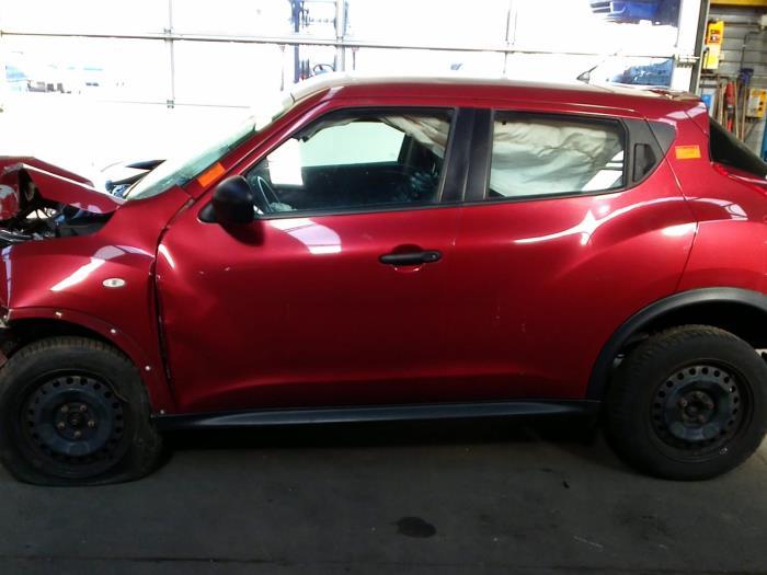 Nissan Juke (F15) 1.6 16V (klik op de afbeelding voor de volgende foto)  (klik op de afbeelding voor de volgende foto)  (klik op de afbeelding voor de volgende foto)  (klik op de afbeelding voor de volgende foto)  (klik op de afbeelding voor de volgende foto)  (klik op de afbeelding voor de volgende foto)  (klik op de afbeelding voor de volgende foto)