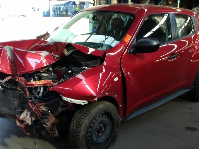 Nissan Juke (F15) 1.6 16V 2011 Startmotor (klik op de afbeelding voor de volgende foto)