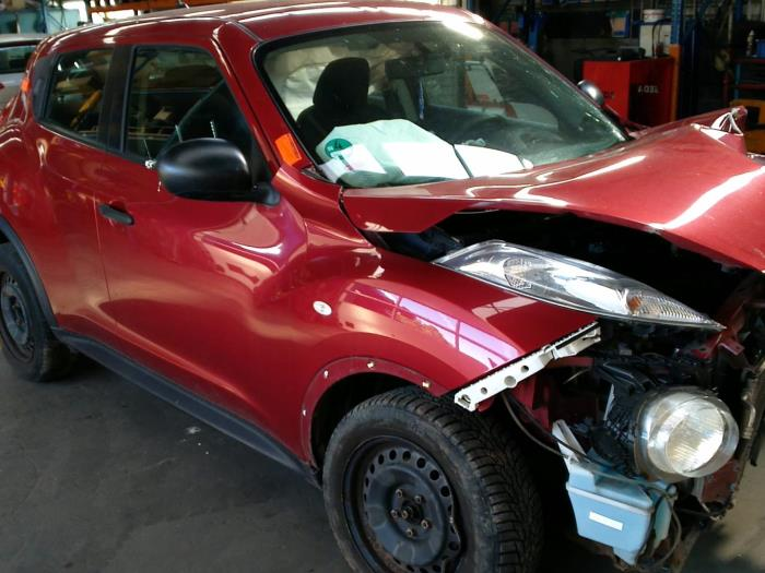 Nissan Juke (F15) 1.6 16V (klik op de afbeelding voor de volgende foto)  (klik op de afbeelding voor de volgende foto)  (klik op de afbeelding voor de volgende foto)  (klik op de afbeelding voor de volgende foto)  (klik op de afbeelding voor de volgende foto)