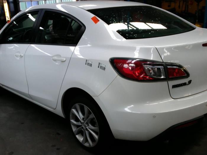 Mazda 3 (BL12/BLA2/BLB2) 2.0i MZR DISI 16V (Klicken Sie auf das Bild für das nächste Foto)