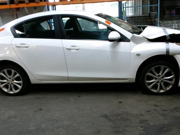 Mazda 3 (BL12/BLA2/BLB2) 2.0i MZR DISI 16V (klik op de afbeelding voor de volgende foto)  (klik op de afbeelding voor de volgende foto)  (klik op de afbeelding voor de volgende foto)  (klik op de afbeelding voor de volgende foto)