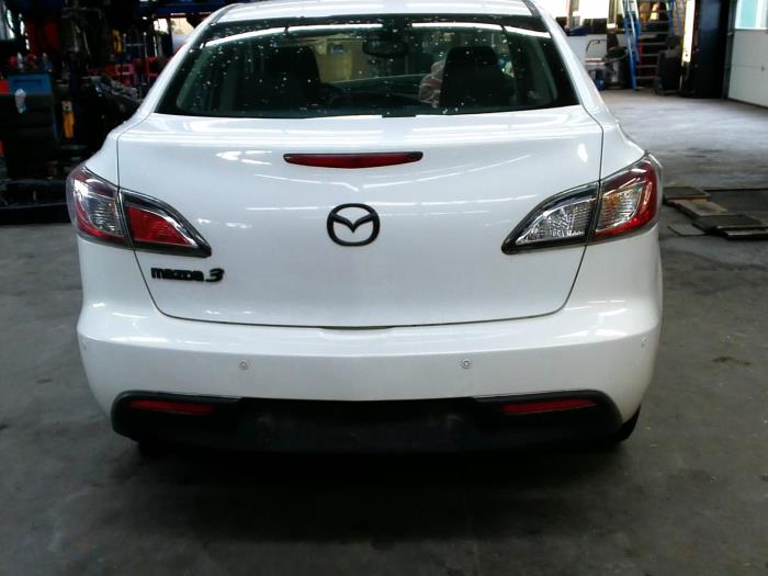 Mazda 3 (BL12/BLA2/BLB2) 2.0i MZR DISI 16V (Klicken Sie auf das Bild für das nächste Foto)  (Klicken Sie auf das Bild für das nächste Foto)
