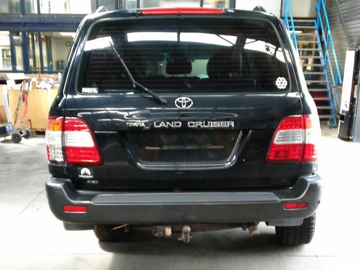 Toyota Land Cruiser 100 (J10) 4.2 TDI 100 24V (Klicken Sie auf das Bild für das nächste Foto)  (Klicken Sie auf das Bild für das nächste Foto)
