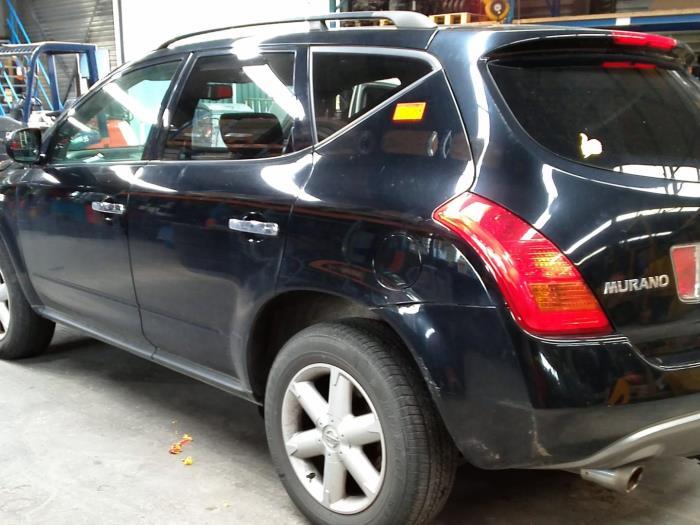 Nissan Murano 3.5 V6 24V 4x4 (klik op de afbeelding voor de volgende foto)