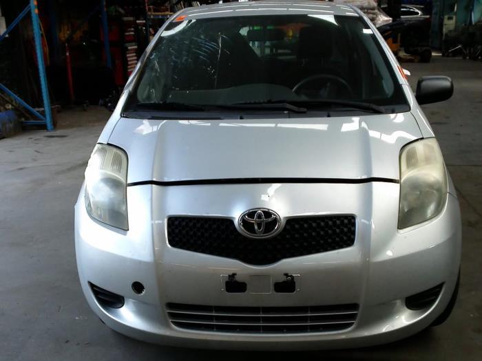 Toyota Yaris II (P9) 1.3 16V VVT-i (Klicken Sie auf das Bild für das nächste Foto)  (Klicken Sie auf das Bild für das nächste Foto)  (Klicken Sie auf das Bild für das nächste Foto)  (Klicken Sie auf das Bild für das nächste Foto)  (Klicken Sie auf das Bild für das nächste Foto)  (Klicken Sie auf das Bild für das nächste Foto)