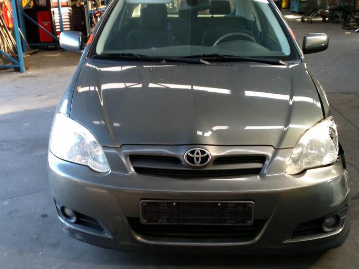 Toyota Corolla (E12) 1.4 D-4D 16V (klik op de afbeelding voor de volgende foto)  (klik op de afbeelding voor de volgende foto)  (klik op de afbeelding voor de volgende foto)  (klik op de afbeelding voor de volgende foto)  (klik op de afbeelding voor de volgende foto)  (klik op de afbeelding voor de volgende foto)
