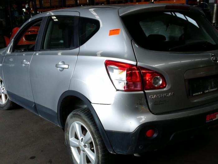 Nissan Qashqai (J10) 1.5 dCi (klik op de afbeelding voor de volgende foto)
