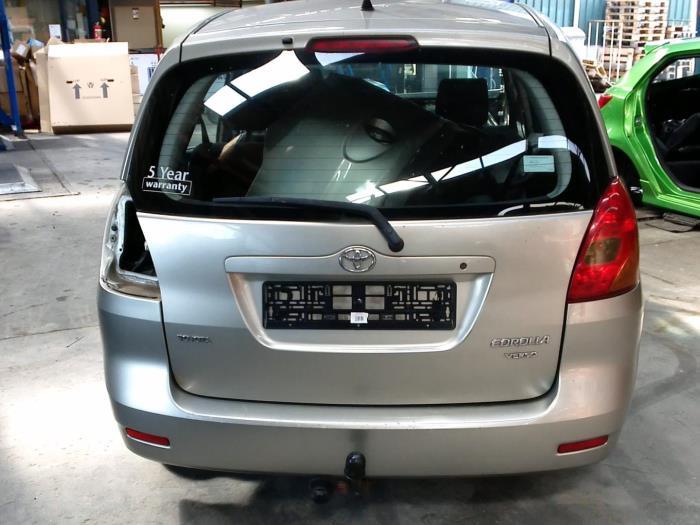 Toyota Corolla Verso (E12) 2.0 D-4D 16V 90 (klik op de afbeelding voor de volgende foto)  (klik op de afbeelding voor de volgende foto)