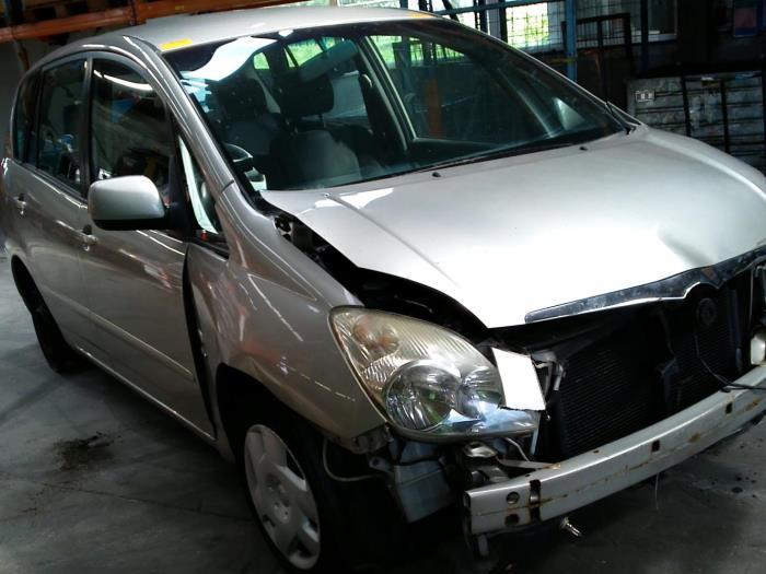 Toyota Corolla Verso (E12) 2.0 D-4D 16V 90 (klik op de afbeelding voor de volgende foto)  (klik op de afbeelding voor de volgende foto)  (klik op de afbeelding voor de volgende foto)  (klik op de afbeelding voor de volgende foto)  (klik op de afbeelding voor de volgende foto)
