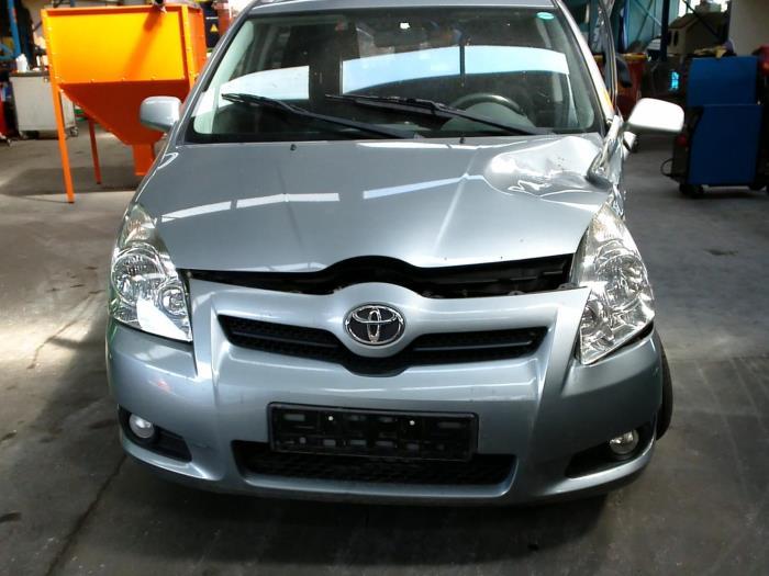 Toyota Corolla Verso (R10/11) 1.6 16V VVT-i (klik op de afbeelding voor de volgende foto)  (klik op de afbeelding voor de volgende foto)  (klik op de afbeelding voor de volgende foto)  (klik op de afbeelding voor de volgende foto)  (klik op de afbeelding voor de volgende foto)  (klik op de afbeelding voor de volgende foto)