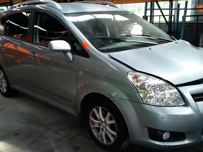Toyota Corolla Verso (R10/11) 1.6 16V VVT-i (klik op de afbeelding voor de volgende foto)  (klik op de afbeelding voor de volgende foto)  (klik op de afbeelding voor de volgende foto)  (klik op de afbeelding voor de volgende foto)  (klik op de afbeelding voor de volgende foto)