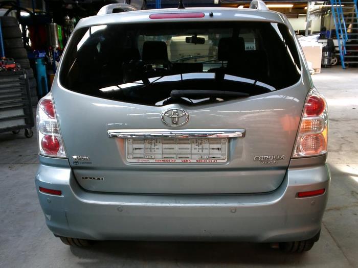 Toyota Corolla Verso (R10/11) 1.6 16V VVT-i (klik op de afbeelding voor de volgende foto)  (klik op de afbeelding voor de volgende foto)
