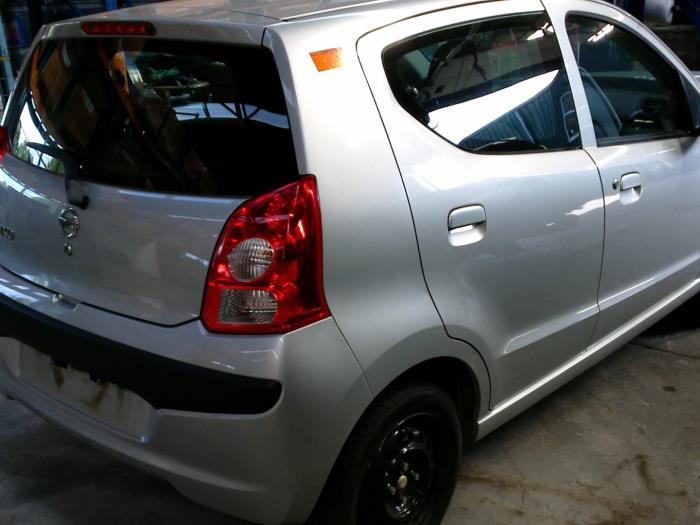 Nissan Pixo (D31S) 1.0 12V (klik op de afbeelding voor de volgende foto)  (klik op de afbeelding voor de volgende foto)  (klik op de afbeelding voor de volgende foto)