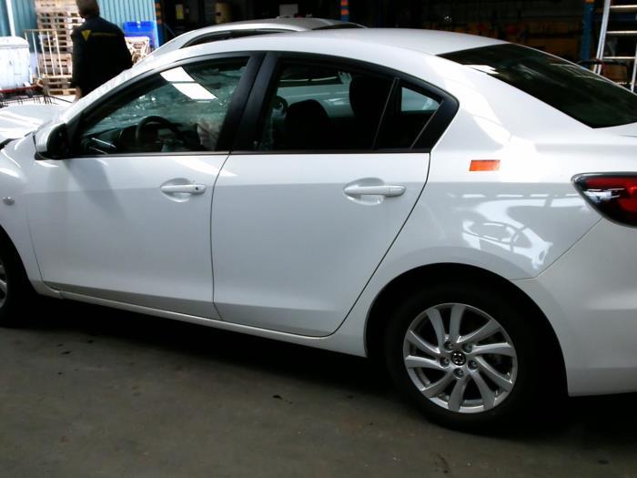 Mazda 3 (BL12/BLA2/BLB2) 1.6 CiTD 16V (Klicken Sie auf das Bild für das nächste Foto)  (Klicken Sie auf das Bild für das nächste Foto)  (Klicken Sie auf das Bild für das nächste Foto)  (Klicken Sie auf das Bild für das nächste Foto)  (Klicken Sie auf das Bild für das nächste Foto)  (Klicken Sie auf das Bild für das nächste Foto)  (Klicken Sie auf das Bild für das nächste Foto)