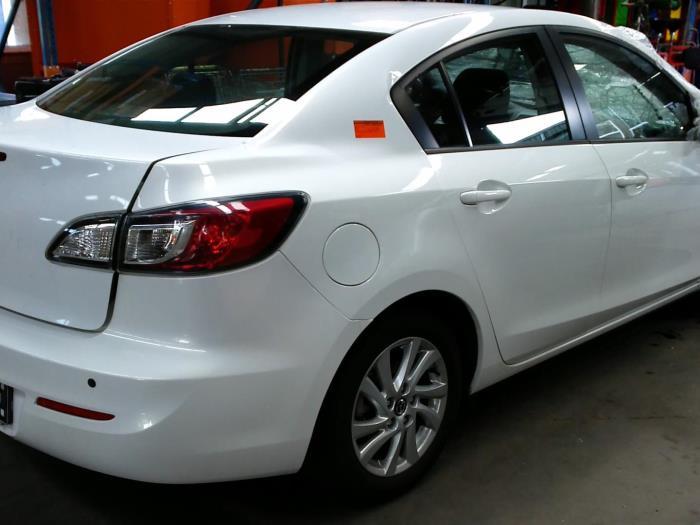Mazda 3 (BL12/BLA2/BLB2) 1.6 CiTD 16V (Klicken Sie auf das Bild für das nächste Foto)  (Klicken Sie auf das Bild für das nächste Foto)  (Klicken Sie auf das Bild für das nächste Foto)