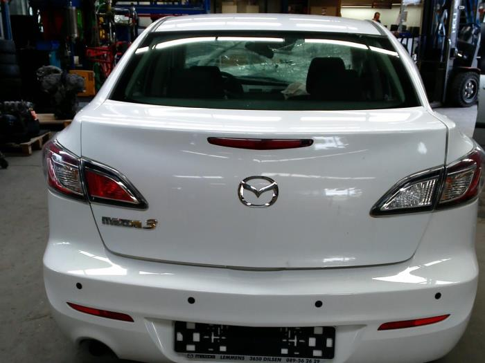 Mazda 3 (BL12/BLA2/BLB2) 1.6 CiTD 16V (Klicken Sie auf das Bild für das nächste Foto)  (Klicken Sie auf das Bild für das nächste Foto)