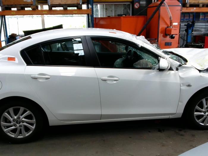 Mazda 3 (BL12/BLA2/BLB2) 1.6 CiTD 16V (Klicken Sie auf das Bild für das nächste Foto)  (Klicken Sie auf das Bild für das nächste Foto)  (Klicken Sie auf das Bild für das nächste Foto)  (Klicken Sie auf das Bild für das nächste Foto)