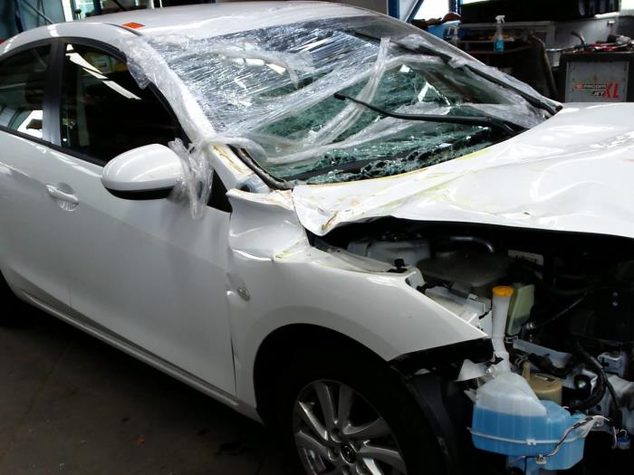 Mazda 3 (BL12/BLA2/BLB2) 1.6 CiTD 16V (Klicken Sie auf das Bild für das nächste Foto)  (Klicken Sie auf das Bild für das nächste Foto)  (Klicken Sie auf das Bild für das nächste Foto)  (Klicken Sie auf das Bild für das nächste Foto)  (Klicken Sie auf das Bild für das nächste Foto)