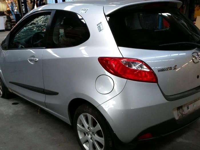Mazda 2 (DE) 1.3 16V S-VT (klik op de afbeelding voor de volgende foto)