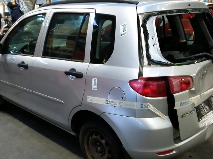 Mazda 2 (NB/NC/ND/NE) 1.25 16V (klik op de afbeelding voor de volgende foto)
