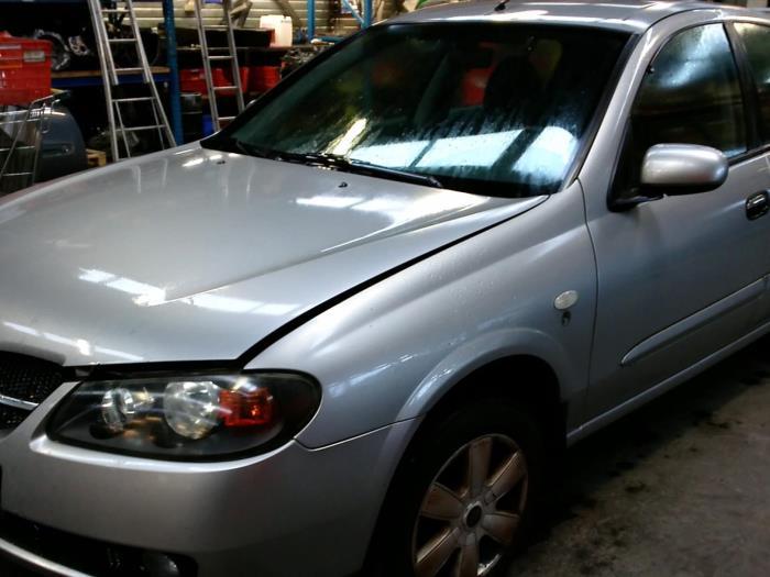 Nissan Almera (N16) 1.5 16V (klik op de afbeelding voor de volgende foto)  (klik op de afbeelding voor de volgende foto)  (klik op de afbeelding voor de volgende foto)  (klik op de afbeelding voor de volgende foto)  (klik op de afbeelding voor de volgende foto)  (klik op de afbeelding voor de volgende foto)  (klik op de afbeelding voor de volgende foto)  (klik op de afbeelding voor de volgende foto)