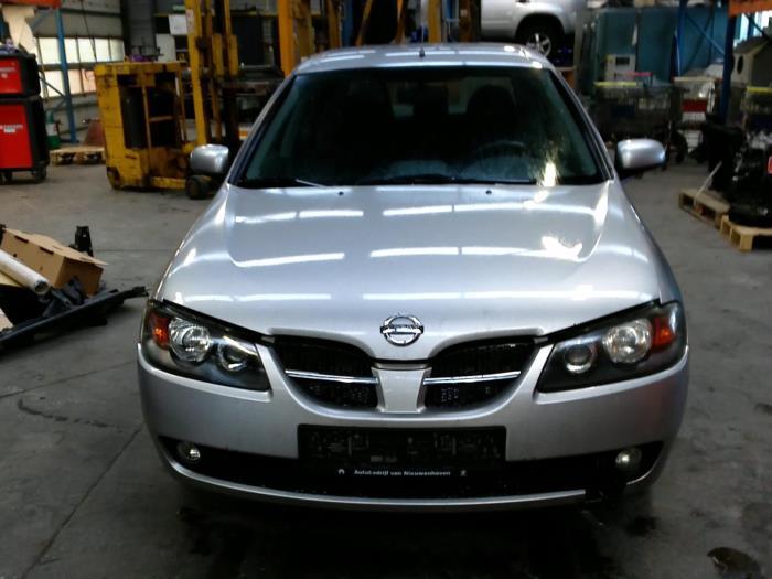 Nissan Almera (N16) 1.5 16V (klik op de afbeelding voor de volgende foto)  (klik op de afbeelding voor de volgende foto)  (klik op de afbeelding voor de volgende foto)  (klik op de afbeelding voor de volgende foto)  (klik op de afbeelding voor de volgende foto)  (klik op de afbeelding voor de volgende foto)