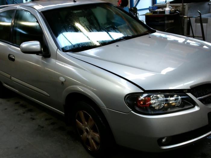 Nissan Almera (N16) 1.5 16V (klik op de afbeelding voor de volgende foto)  (klik op de afbeelding voor de volgende foto)  (klik op de afbeelding voor de volgende foto)  (klik op de afbeelding voor de volgende foto)  (klik op de afbeelding voor de volgende foto)
