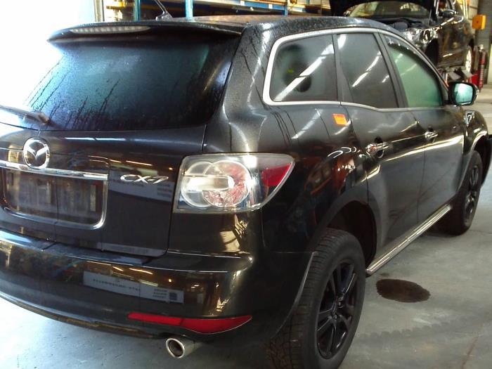 Mazda CX-7 2.2 MZR-CD 16V (klik op de afbeelding voor de volgende foto)  (klik op de afbeelding voor de volgende foto)  (klik op de afbeelding voor de volgende foto)